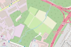 Rehhecke in OpenStreetMap